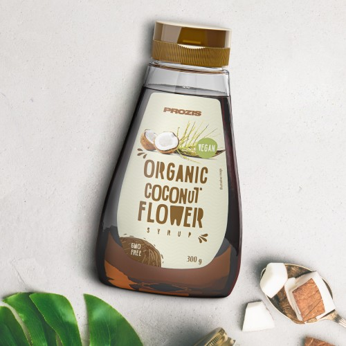 Organic Coconut Flower Syrup 300 g