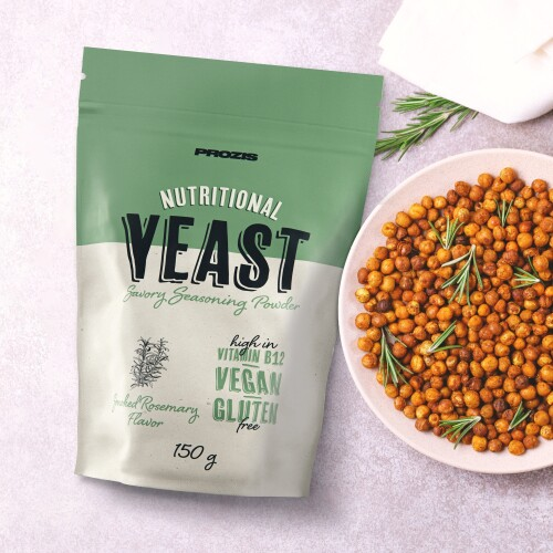 Nutritional Yeast Powder 150 g - Smoked Rosemary Flavor