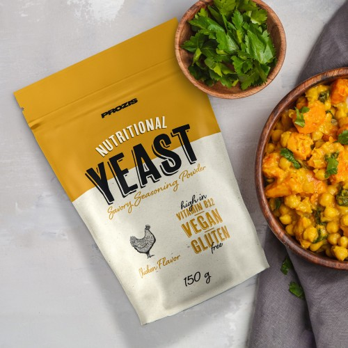 Nutritional Yeast Powder 150 g - Chicken Flavor