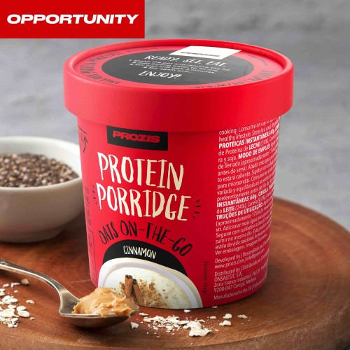 Oats-on-the-go Protein Porridge 60 g Opportunity