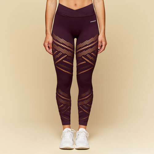 X-Skin Leggings - Hariasa Fig