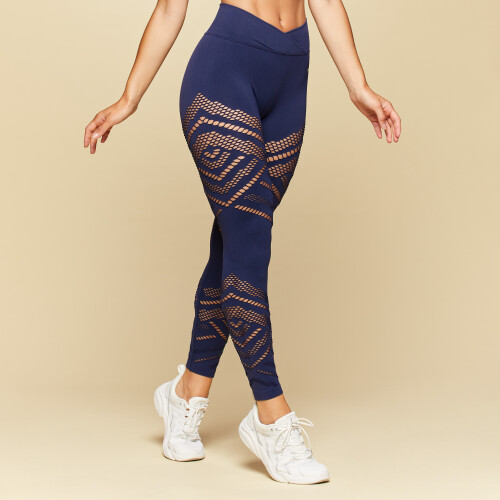 X-Skin Leggings - Hariasa Indian Ink