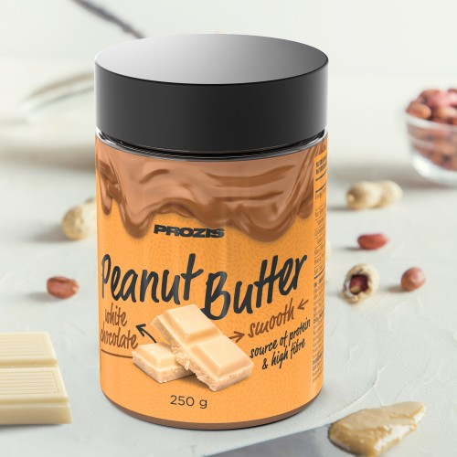 White Chocolate Peanut Butter 250 g