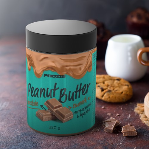 Chocolate Peanut Butter 250g