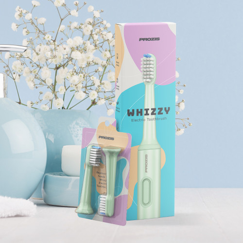 Whizzy Toothbrush - Fresh Mint Kit