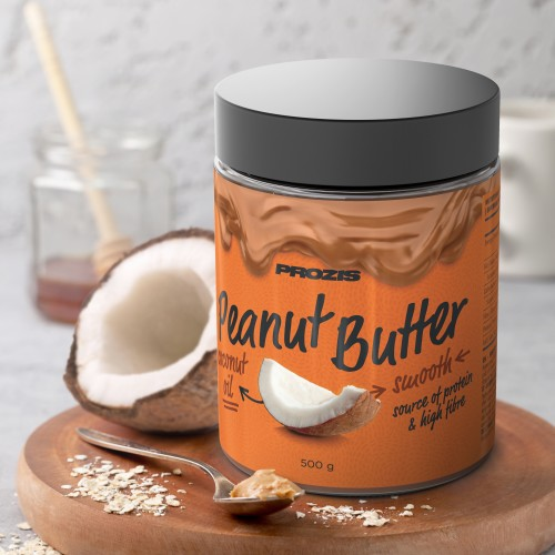 Coconut Oil Peanut Butter 500 g