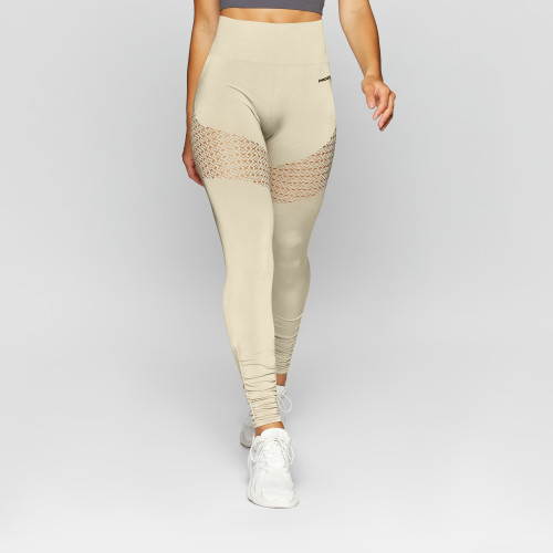 X-Skin Reed Leggings - White Pepper
