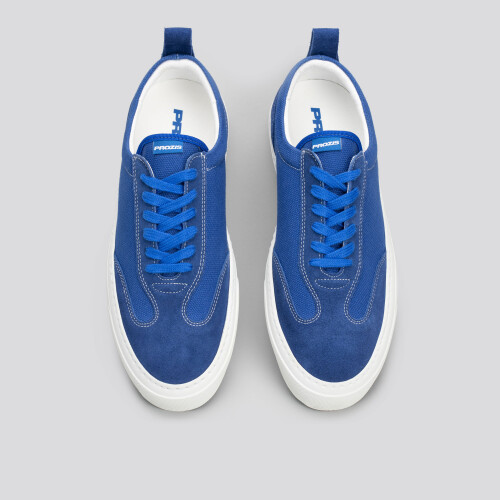 Sneakers - Flame Blue