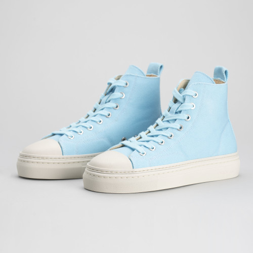 Sneakers - Sakuragi High Baby Blue