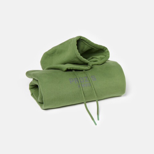 Sweat à capuche Army - MMVII Green