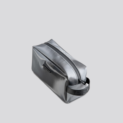 Wash Bag - Travel Bubble Mercury Silver