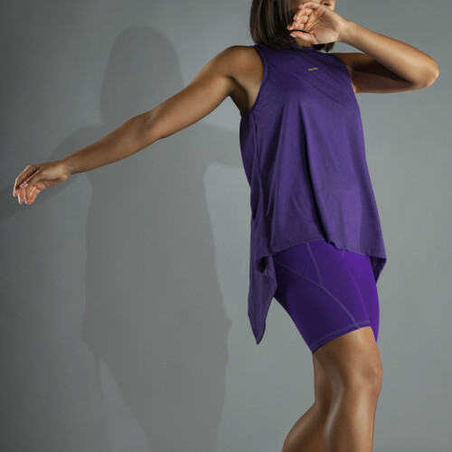 X-Sense Tank Top - Makopa Purple