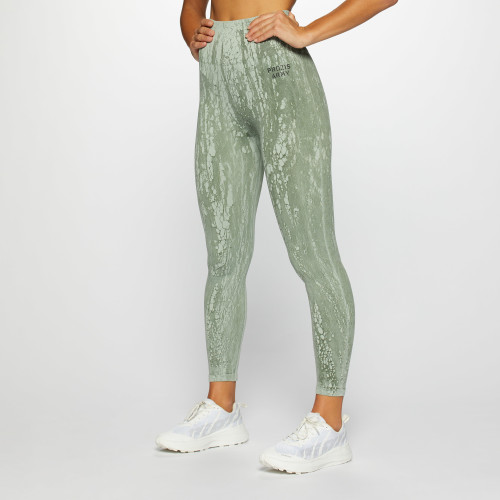 Army Boot Camp Leggings - Dried Green