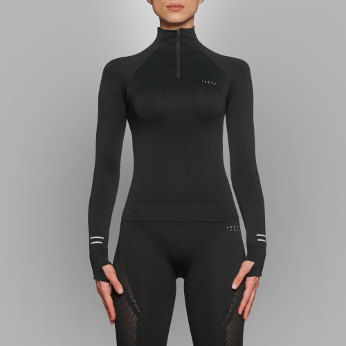 Peak Yoon Langarm Baselayer - Night