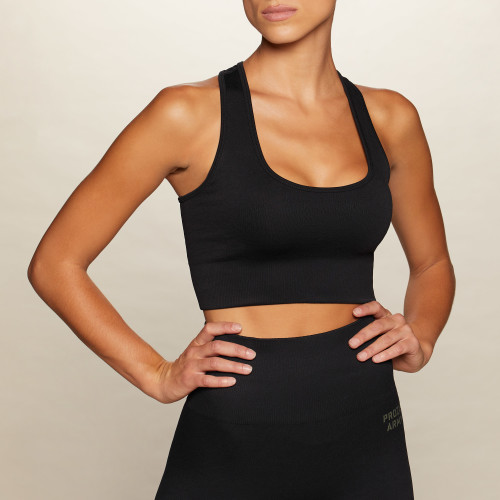Army BCT Sports Bra - Black