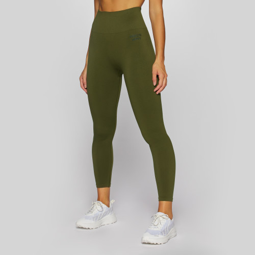 Legging Army Boot Camp - Military Green