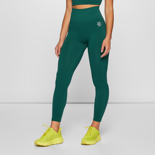 Athletic Dept. Thorpe High Waist Leggings - Green