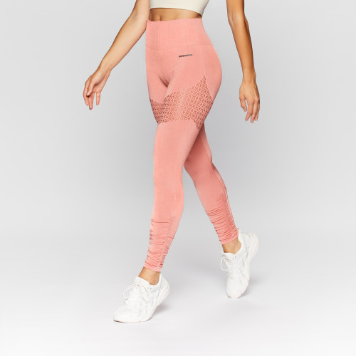 X-Skin Reed Leggings - Spiced Coral