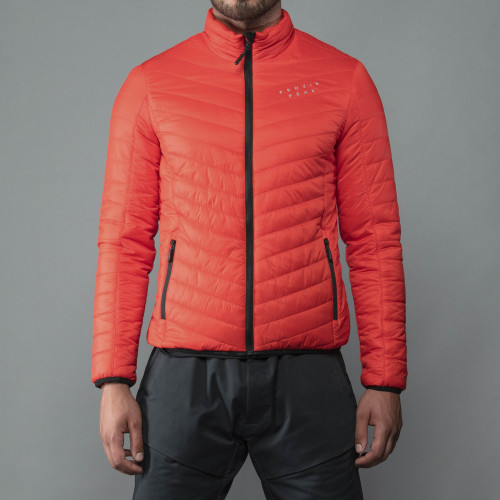 Peak Liner Jacket - Powerliner Red