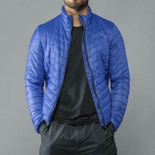 Peak Liner Jacket - Powerliner Blue