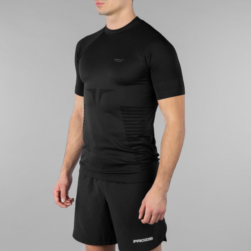 Peak SS Baselayer - Panther Night