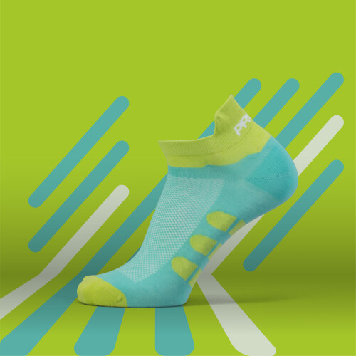 B-Active Training Socks - Solo Green