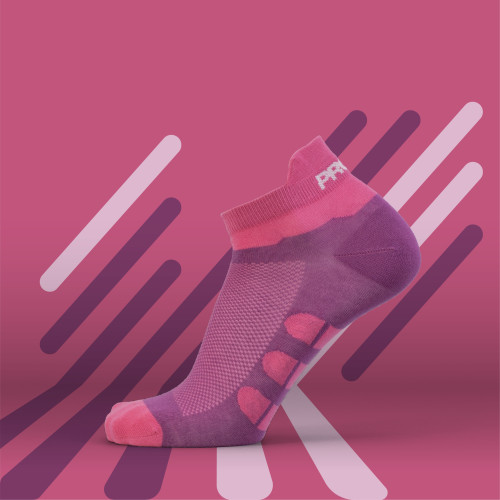 B-Active Trainings-Socken - Solo Lilac