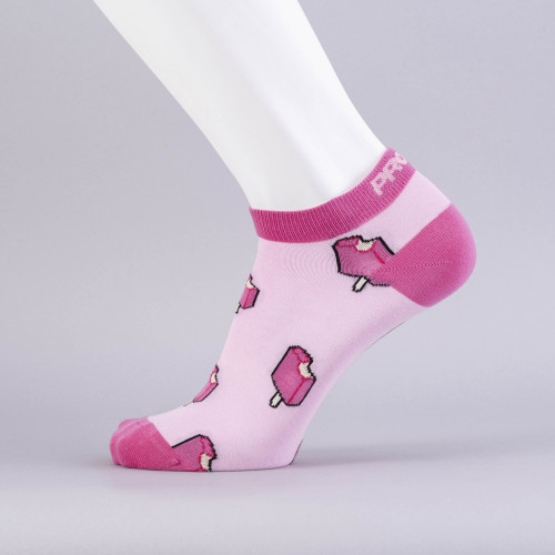 B-Style Ankle Socks - Ice Cream