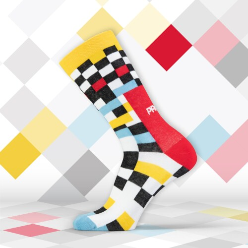 Chaussettes B-Style - Tiles