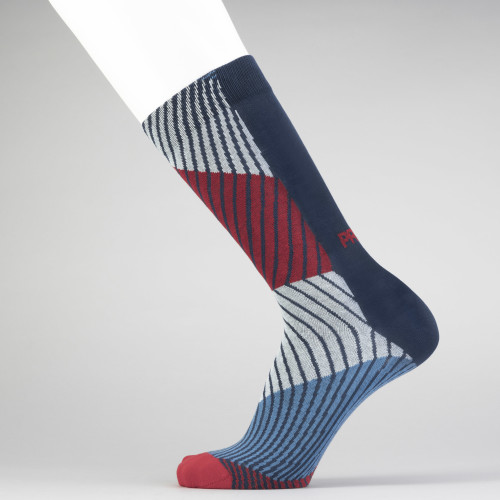 B-Style Socken - Sliced Navy