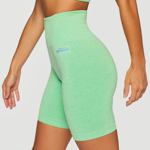 Crush Alpine Cycling Shorts - Green