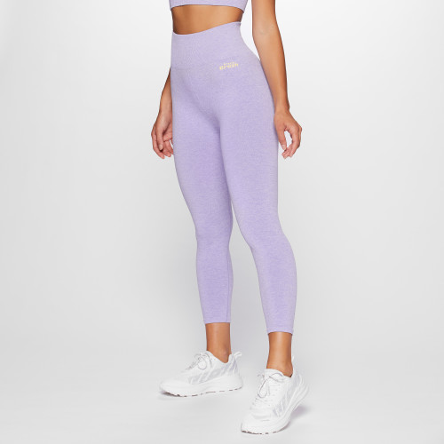 Leggings 7/8 Crush Alpine - Purple