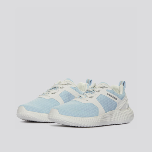 Shredder Sneakers - Ice Blue / White