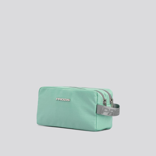 Wash Bag - Split Mint