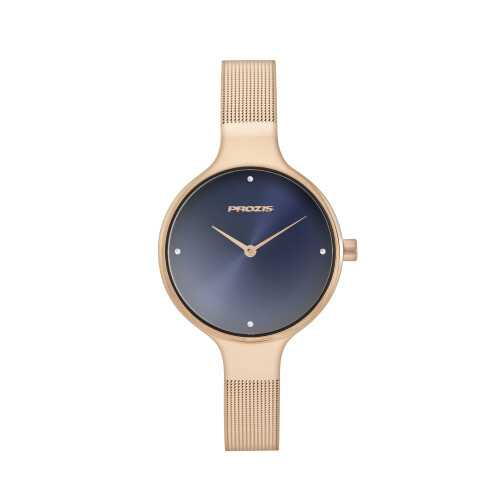 Vesper Watch - Golden Black