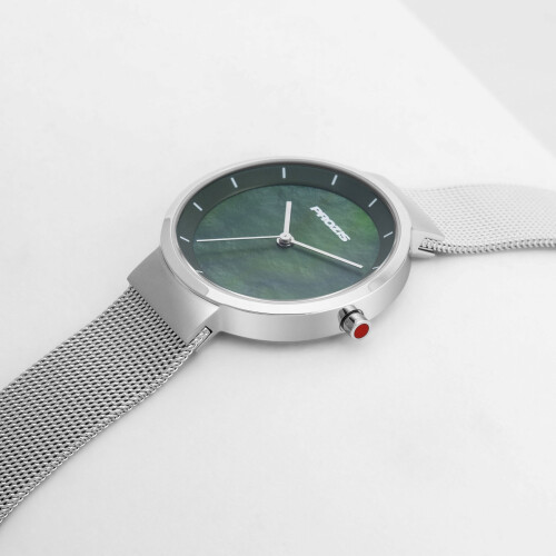 Saint Tropez Watch - Oyster Green