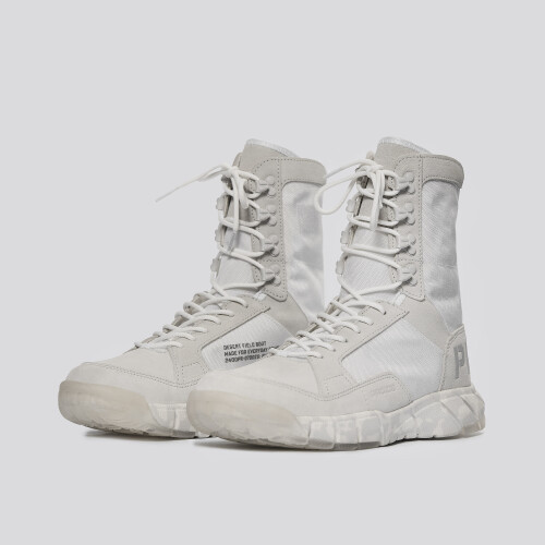 Bottes Army Desert Field M - White