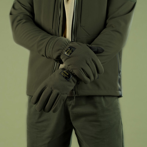 Army Insulated Gloves - Polar Olive Green