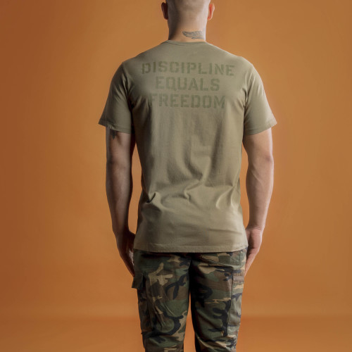 Army Freedom T-Shirt - Khaki