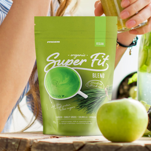 Organic Super Fit Drink 150 g