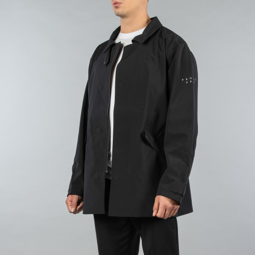 Manteau Peak - Blade Runner Black