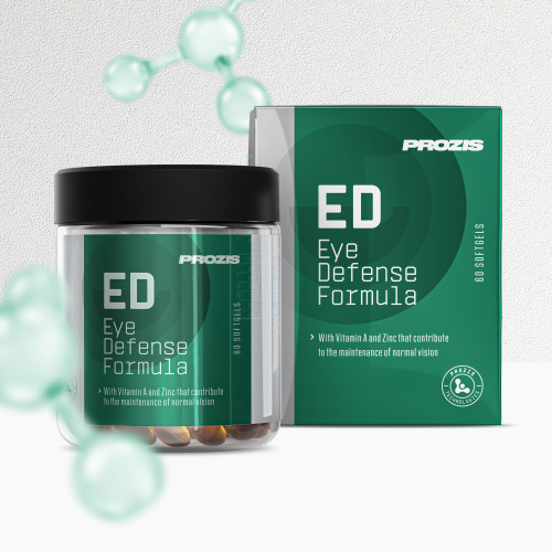 Eye Defense Formula 60 softgels