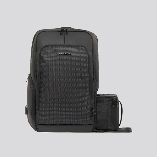 Backpack - 24/7 + Thermo Side Kick Lunch Bag - Black