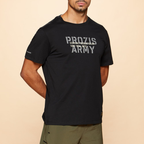 T-Shirt Army Combat Issue - Black
