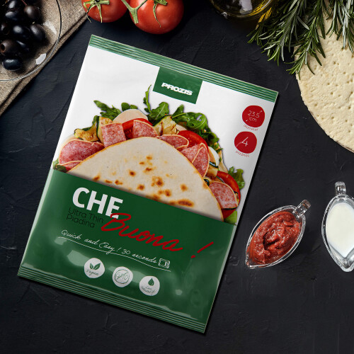 4 x Piadinas Super Finas
