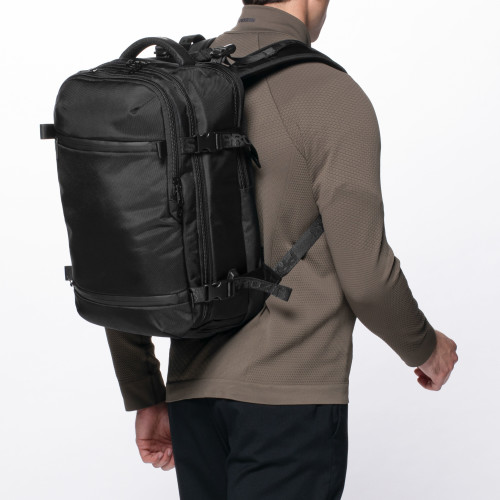 Nomad Medium Rucksack - Black