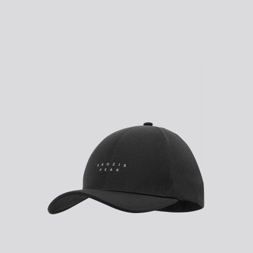 Peak React Cap - Black