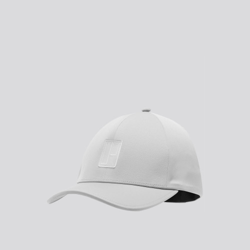 Monogram Cap - Gray