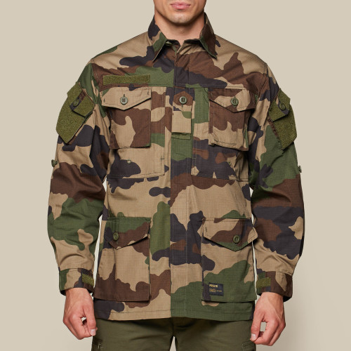 Army Field Jacket - Camo