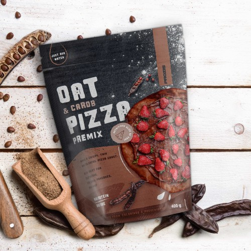 Hafer & Carob - Pizza Premix 400 g